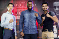 """Austin Trout, Ricky Burns, Tomoki Kameda - Fight week for Premier Boxing Champions on CBS continued Thursday as televised fighters Omar """"Panterita"""" Figueroa, Ricky Burns, Tomoki """"El Mexicanito"""" Kameda, Jamie McDonnell and Austin """"No Doubt"""" Trout spoke to the media at the final press conference before their respective bouts taking place Saturday, May 9 at State Farm Arena. Here are what the participants had to say Thursday:"""