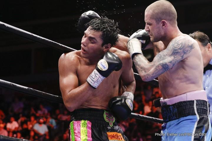 Omar Figueroa Jr. Ricky Burns Boxing News British Boxing
