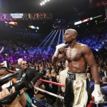 Mayweather vs. Pacquiao - It would seem that the fall-out from last Saturday's fight that never caught light shows little sign of abating and those frustrated at shelling out $100 dollars for a PPV have now aimed pot-shots at Floyd Mayweather - the man who earned himself $2.7 million a minute at the weekend for his efforts.