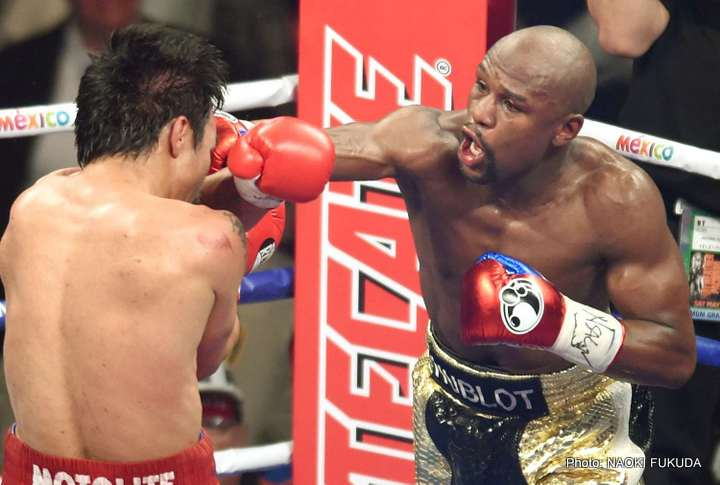 The Devil's Advocate: Mayweather vs Pacquiao wasn't all that bad!