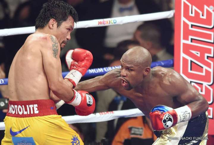 Blinded by Money: The Mayweather-Pacquiao Illusion
