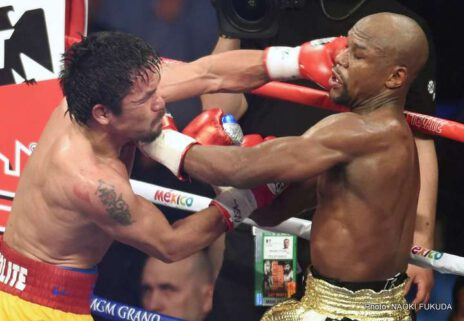 Floyd Mayweather Jr, Manny Pacquiao, Mayweather vs. Pacquiao - Boxing News