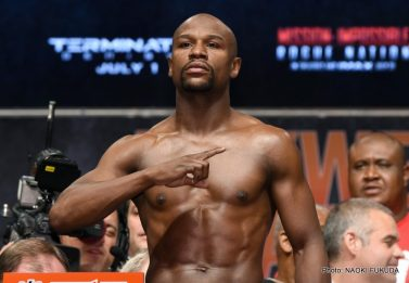 Floyd Mayweather Jr Manny Pacquiao Mayweather vs. Pacquiao Top Stories Boxing