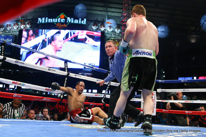 Canelo vs. Kirkland DELIVERS TOP PERFORMING FIGHT on HBO World Championship Boxing ® SINCE 2006