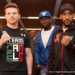 """Canelo vs. Kirkland, James Kirkland, Saul """"Canelo"""" Alvarez -   This Saturday night Saul """"Canelo"""" Alvarez takes on James Kirkland live on HBO from Minute Maid Park in Houston, Texas. The matchup has been delayed over the last few years but the time has come to see if the Mandingo Warrior is ready take the cinnamon challenge. Unlike the Mayweather vs. Pacquiao PPV, which by the way will be replayed during Saturdays broadcast, the odds are in the fans favor of a two-way action fight!"""