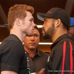 """Canelo vs. Kirkland, James Kirkland, Saul """"Canelo"""" Alvarez - Mexican star Saul"""" Canelo"""" Alvarez (44-1-1, 31ko) has vowed to """"bring it"""" when he faces James Kirkland (32-1, 28ko) in Texas on Saturday, filling the action void the casual fans in particular feel was missing from last weeks May-Pac fight."""