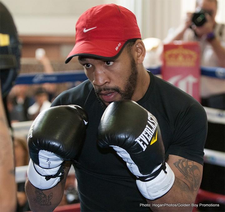 James Kirkland Boxing News