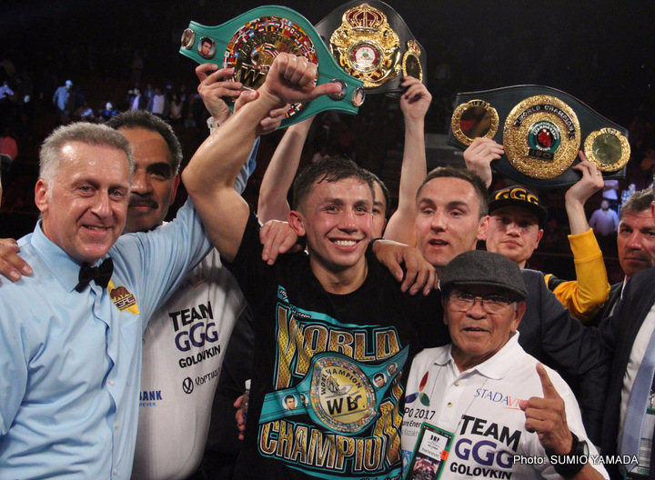 GGG Not Afraid To Lose His '0'