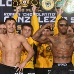Golovkin vs. Monroe Jr. - I have to admire ESPN's Boxcino tournament winner Willie Monroe Jr's (19-1, 6ko) attitude towards tonight's impending clash with unbeaten Kazakh wrecking-machine Gennady Golovkin (32-0, 29ko). The slick, yet light punching southpaw believes in his heart of hearts that he can win this one - and deserves props for even stepping up to the challenge in my humble opinion, especially when it is clear that the division's WBC champion  Miguel Cotto - who fights former GGG victim Daniel Geale on June 6 - doesn't seem to fancy the job.