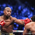 Floyd Mayweather Jr - Aside from beating Manny Pacquiao for the WBO belt, there were a few more details that had to be respected in order for Mayweather Jr. to officially hold on to that 147-pound title.