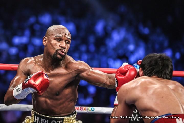 Floyd Mayweather Jr Gennady Golovkin Boxing News
