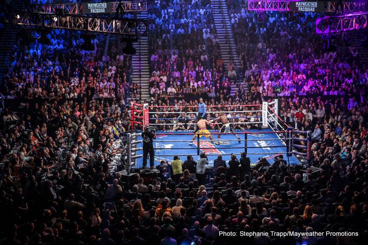 Floyd Mayweather: Nineteen Years, One Excuse