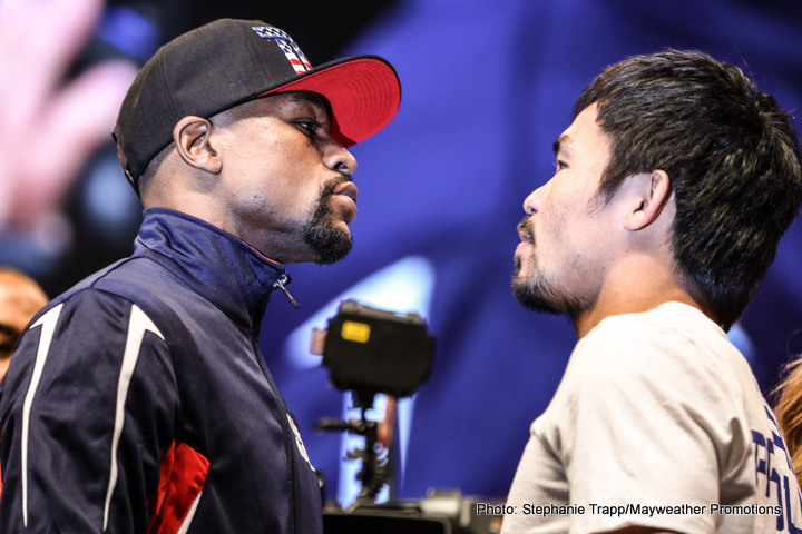 Manny Pacquiao vs Mayweather Jr. in 2016? Bob Arum Oblivious