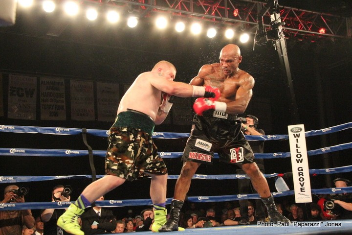 Amir Mansour Boxing News