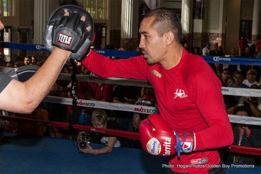 "Canelo vs. Kirkland, James Kirkland, Saul ""Canelo"" Alvarez - James Kirkland: ""If they wanna box, let's box…if they wanna bang, let's bang!"""