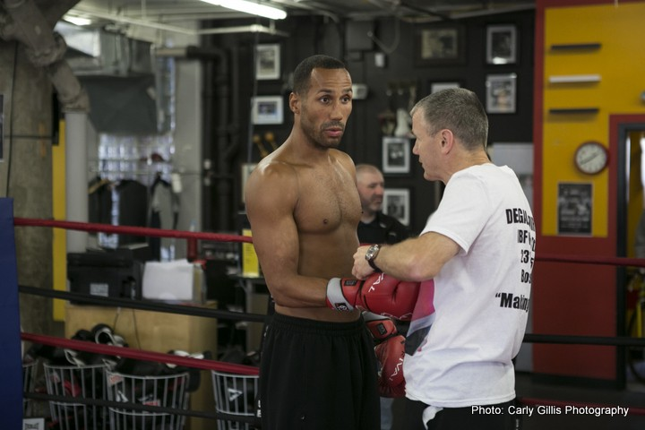 George Groves James DeGale British Boxing Top Stories Boxing