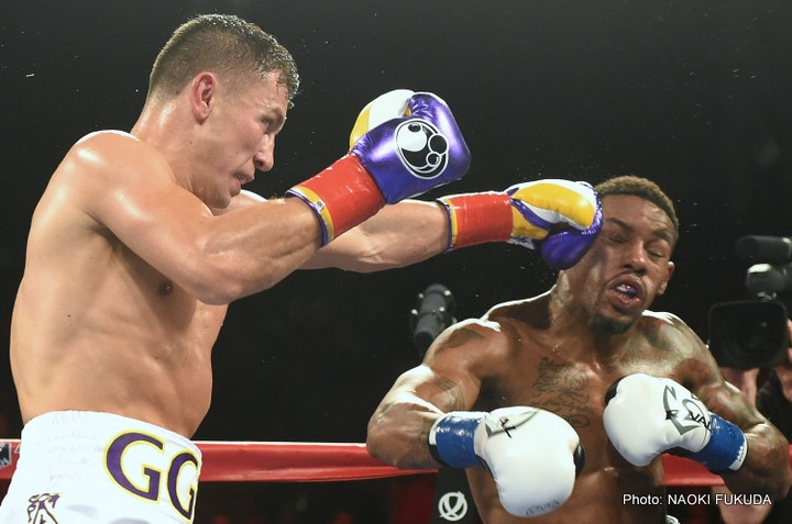 Power and Excitement – No shortage of it with Triple G and Chocolatito