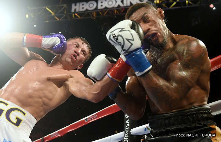 Willie Monroe Jr Would Love To Earn GGG Rematch