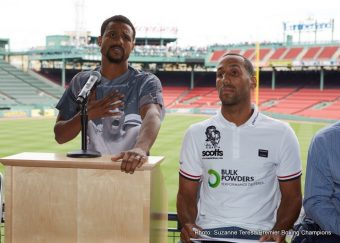 Andre Dirrell James DeGale Boxing Interviews British Boxing Press Room