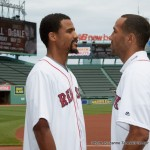 James DeGale - Fighters participating on Saturday's Premier Boxing Champions on NBC card took part in the final press conference today at historic Fenway Park in Boston before their respective fights at Agganis Arena, with televised coverage starting at 4:30 p.m. ET/1:30 p.m. PT.