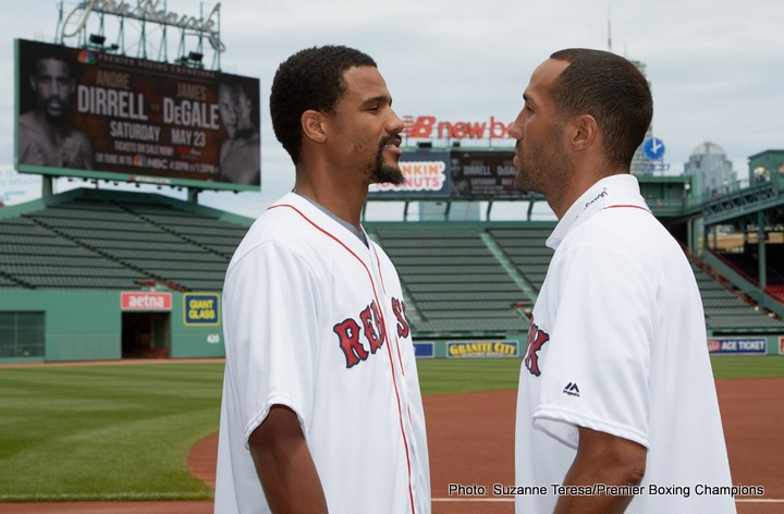 Dirrell, DeGale Final Presser Quotes
