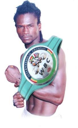 Fatiou Fassinou bounces back in style, eyes WBC title