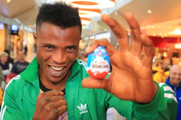 Isaac 'Grenade' Ekpo targets Super Middleweight big guns