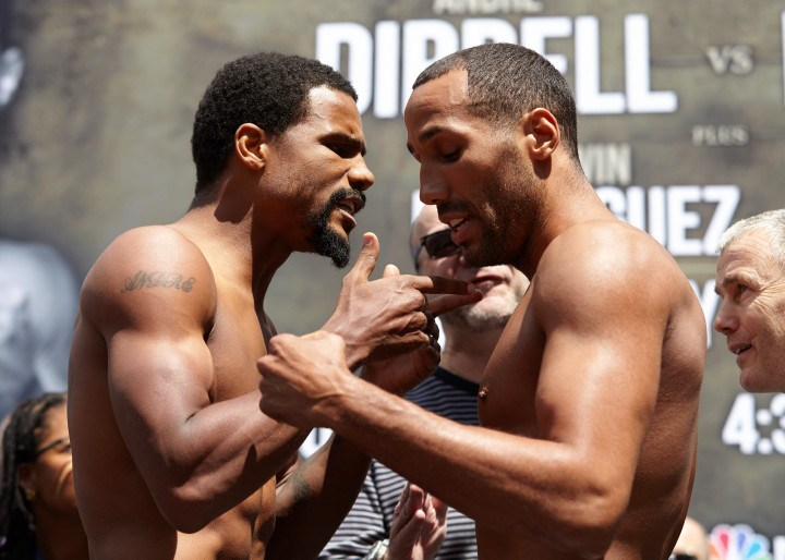 Those Who Shout The Loudest! – Willie Dirrell Says Andre Taking Belt Back Home