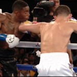 David Lemieux - Following David Lemieux's all-action win against Frenchman Hassan N'Dam at the weekend, which saw the French-Canadian capture the IBF 160 lb strap, Gennady Golovkin took to his twitter and issued an open challenge to both Lemieux and promoter Oscar De La Hoya, insisting now is the right time - not later - to make a fight between the two heavy-hitting middleweights.