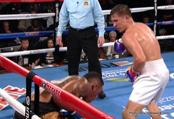 Golovkin thinks Mayweather and Froch are dodging him