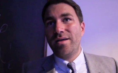 "Eddie Hearn ""not hopeful"" of Klitschko-Joshua being made, names the other possibilities for AJ on Dec 10"