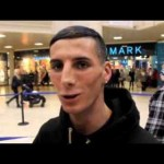 """Ross Burkinshaw - This weekend, British fans get the chance to see Commonwealth bantamweight champion Ross """"The Boss"""" Burkinshaw (14-5-2, 8ko) take another step in his """"Cinderella Man"""" story when he challenges for the WBO inter-continental title on free to air TV in the UK against South Africa's Klass Mboyane."""