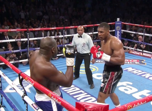 Anthony Joshua Sizes Up the Competition: Klitschko, Wilder & Fury