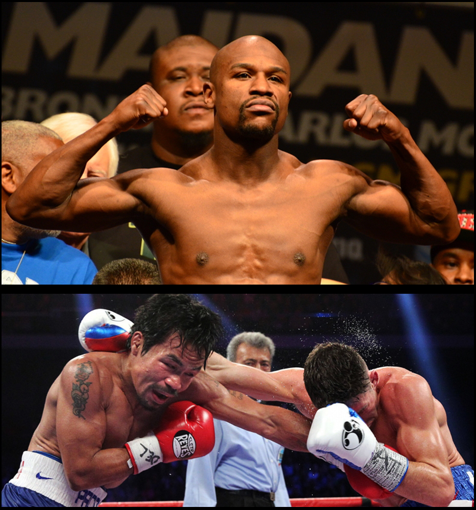 The People's Court (of Public Opinion): Mayweather v. Pacquiao