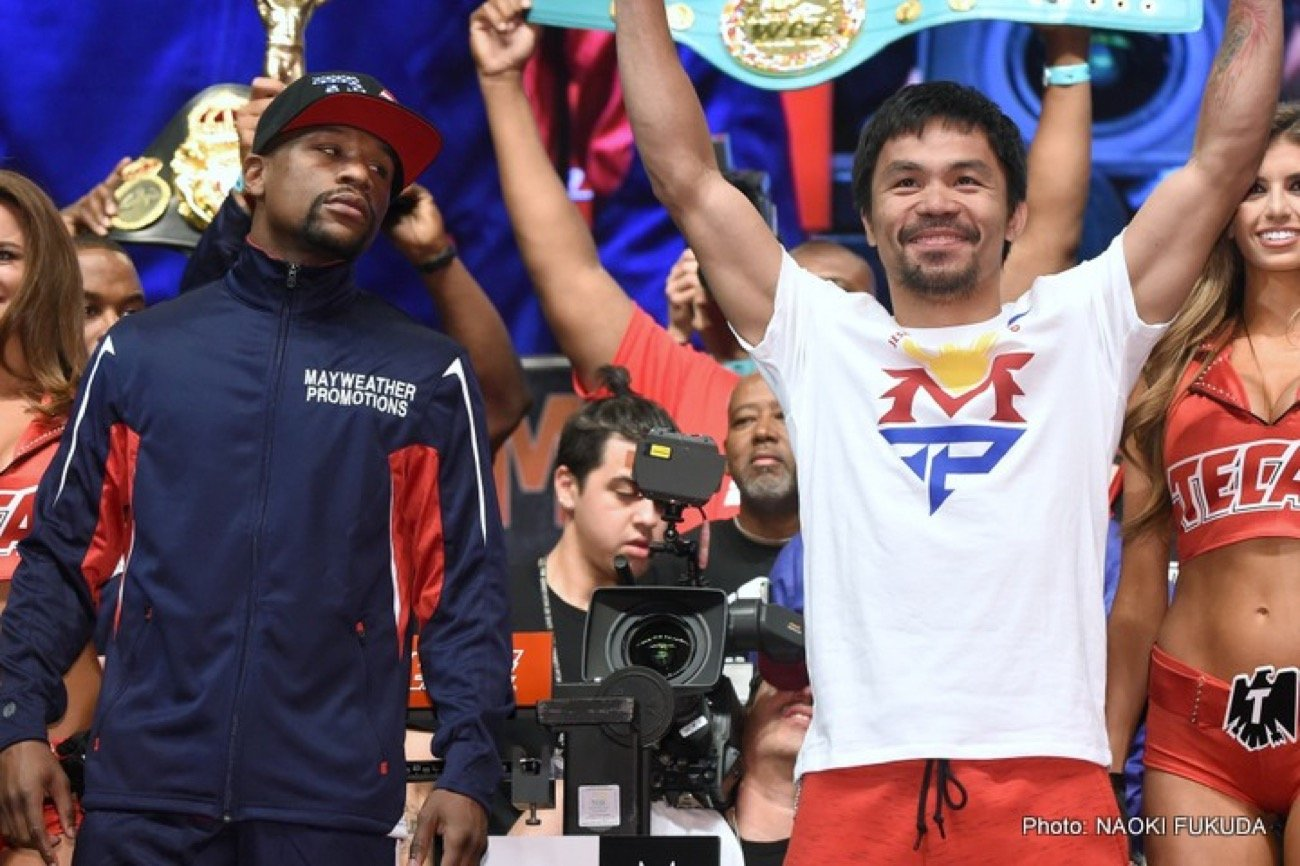 Manny Pacquiao - As fans know, it's been just over a year since superstar and all-time great Manny Pacquiao stepped into the ring. It was in July of 2019 when the amazing Pac Man defeated the much younger Keith Thurman to chalk up yet another big win in a career that is crammed full of them. Since then, we've heard talk of a possible Pacquiao-Terence Crawford fight, a possible Pacquiao-Mikey Garcia fight – and now, MMA star Conor McGregor has released a cryptic tweet in which he appears to again call out Manny.