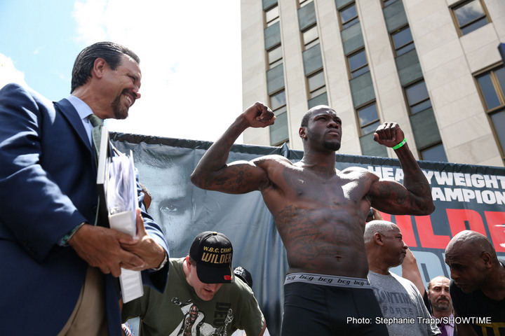 1-DEONTAY WILDER-WEIGH IN-1530