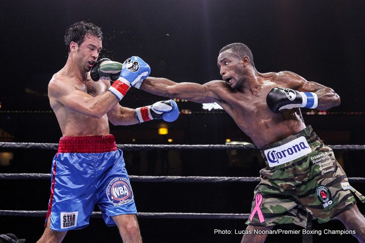 Delvin Rodriguez Erislandy Lara Boxing Results Top Stories Boxing