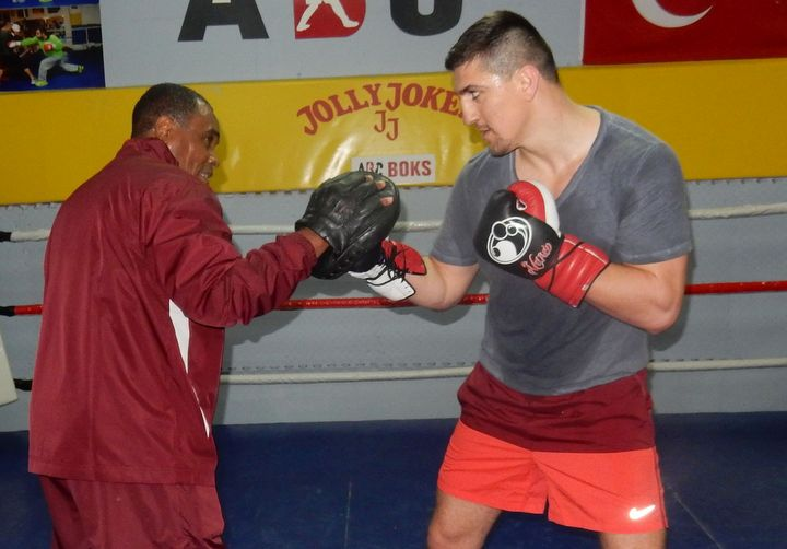 Marco Huck - Who will take charge of Marco Huck's training? Ever since the current WBO Cruiserweight Super Champion severed ties with his former promoter, the boxing world has been left guessing on who might be his next coach. Ulli Wegner, who has held the reigns of Huck's training regime for ten years, was not allowed to continue the working relationship, by his employer. Therefore a new coach was needed and the 30-year-old found him a few months ago in Las Vegas, Nevada.