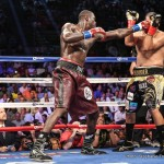 Deontay Wilder Eric Molina Boxing Results