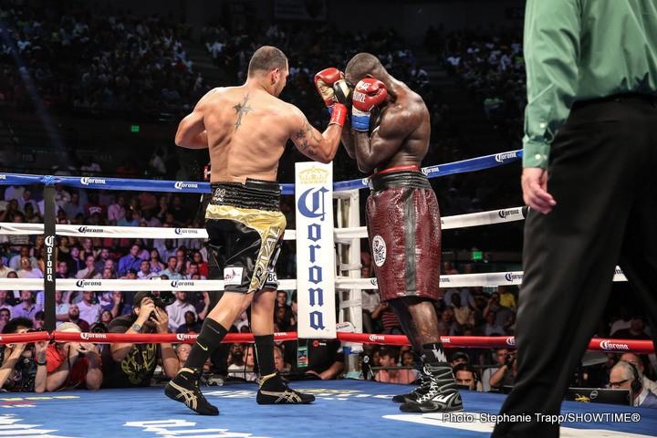 Alexander Povetkin Deontay Wilder Boxing News