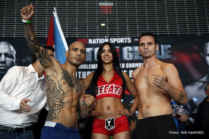 Cotto vs. Geale Daniel Geale Miguel Cotto Boxing News Top Stories Boxing