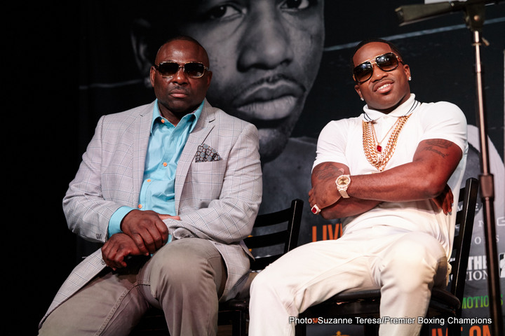 Adrien Broner Wants Amir Khan Fight After Porter