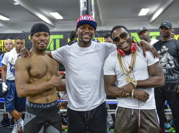 Mayweather : 'Broner Can Be A PPV Star But Everything Takes Time'