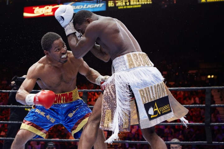 Adrien Broner Errol Spence Phil Lo Greco Shawn Porter Boxing News Boxing Results