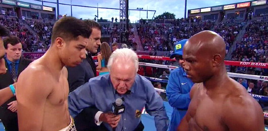 Jessie Vargas: 'Bradley Gets Ko'd in a Rematch'