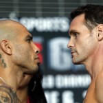Daniel Geale - (Photo Credit: Will Hart/HBO) WBC middleweight champion Miguel Cotto (39-4, 32 KOs) came in really low at 153.6lbs at his weigh-in today for his title defense on Saturday night against Australia's Daniel Geale (31-3, 16 KOs) at the Barclays Center in Brooklyn, New York. Cotto looked like he overestimated how much weight he needed to strip off in order to make his own 157lb catch-weight.