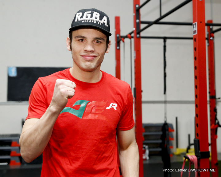 Julio Cesar Chavez Jr. - Julio Cesar Chavez Jr. will be looking to get back to winning again when he faces Alfredo Angulo (24-6, 20 KOs) next month on January 26 at a still to be determine venue in the U.S.