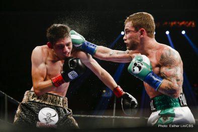 Carl Frampton Boxing News Boxing Results