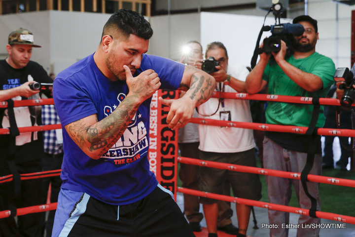 Chris Arreola the frontrunner to face Deontay Wilder next, sources say