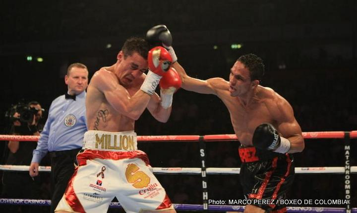 Anthony Crolla, Darleys Perez, Kiko Martinez, Scott Quigg - Boxing News